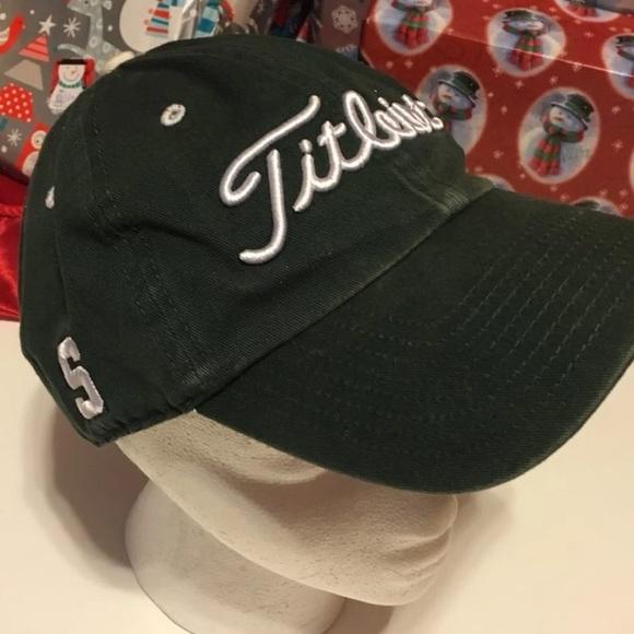 the latest 5ee18 074d1 ... ireland tiltleist michigan state spartans golf hat cap msu 68849 1fd3c